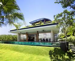 contemporary houses rooftop garden house small house design