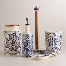 kitchen utensil crock utensil canister wall utensil holder