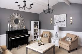 living country living room design and dining area design country