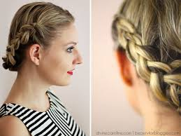 step by step braid short hair hairstyle how easy braids for short hair medium hair styles