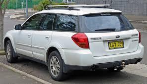 subaru station wagon file 2003 2006 subaru outback 2 5i station wagon 2010 07 10 02
