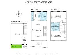 4 32 earl street airport west townhouse for sale u2026 jellis craig