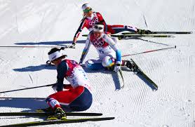 cross country skiing u2013 winter olympics day 1