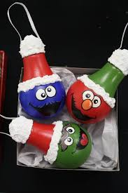 97 best painted ornaments candles images on