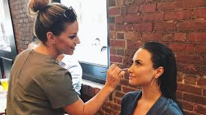 makeup artists in san diego exclusive demi lovato s makeup artist powell shares step b