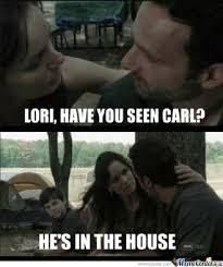 Meme Carl - have you seen carl the walking dead by friendzoned meme center