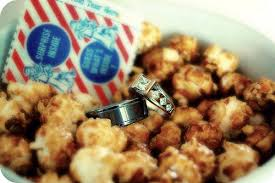 Baseball Wedding Ring by Perfect Catch A Baseball Wedding B Lovely Events