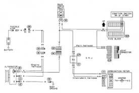 nissan navara alternator wiring diagram nissan wiring diagrams