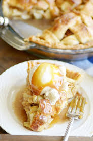 paula deen s apple pie something swanky