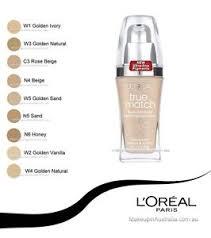 L Shade L Oreal True Match Liquid Foundation Spf17 30ml Choose Your