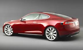 tesla concept tesla model s coupe concept by theophilus chin freshness mag