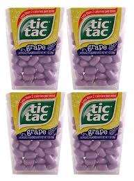 tic tac tic tac grape big pack 12 count