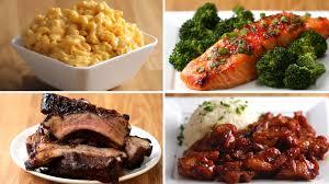 4 easy 3 ingredient dinners youtube
