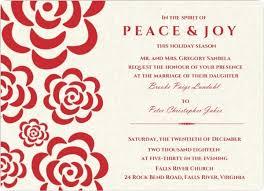 invitation wordings for marriage wedding invitation wording winter themes