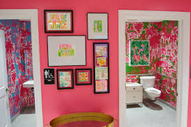 Lilly Pulitzer Furniture see inside the lilly pulitzer flagship store got a makeover