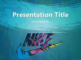 powerpoint templates free download ocean nike powerpoint template the highest quality powerpoint templates