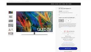 amazon black friday deals cheap tv galore 1299 99 55