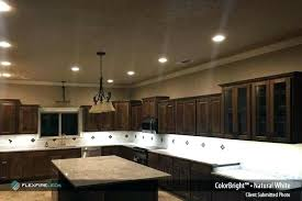 led under cabinet lighting tape led under cabinet lighting direct wire dimmable exmedia me