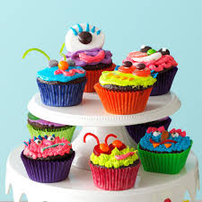 how to decorate cakes at home candy cupcakes recipe taste of home
