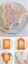 best 25 cakes for baby showers ideas on pinterest onesie cake
