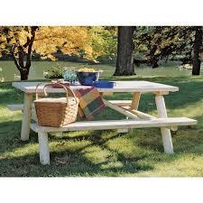 Log Outdoor Furniture by Rustic Natural Cedar Furniture Company Cedar Log Picnic Table