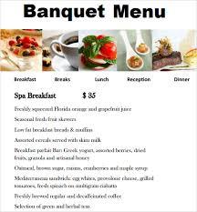 dinner order form template banquet menu template catering banquet menu template 7 banquet