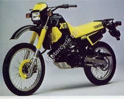 1990 yamaha xt 600 reduced effect moto zombdrive com