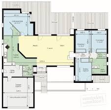 plan maison 4 chambres suite parentale maison fonctionnelle dé du plan de maison fonctionnelle