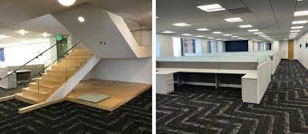 renovation bureau project complete for united states collection bureau at 355 s grand