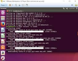 tutorial on ubuntu tutorial how to install steem python and use steem cli on ubuntu