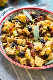 butternut squash for thanksgiving butternut squash olive and cranberry stuffing the in the