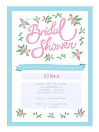 bridal shower invitation templates free printable bridal shower invitations