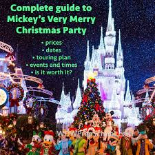 guide to mickey s merry for 2018 prep school
