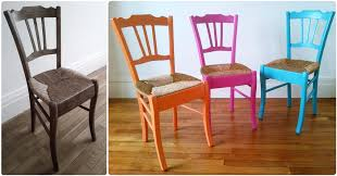 m chaises repeindre des chaises en bois newsindo co