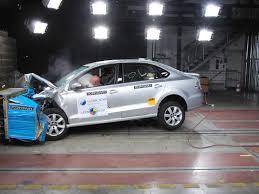 bugatti crash test india made vw vento scores 5 stars in latin ncap crash test