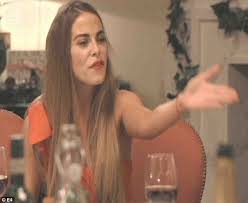 Made In Chelsea Meme - made in chelsea s victoria calls cheska a f ing fat turkey