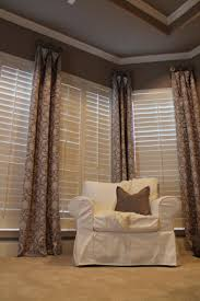 Curved Curtain Rods For Bow Windows Best 20 Bay Window Treatments Ideas On Pinterest Bay Window