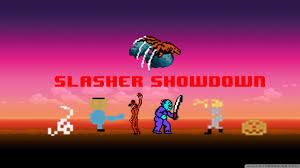 Pink Vs Wallpaper by Slasher Showdown Freddy Vs Jason Vs Leatherface Vs Michael Hd