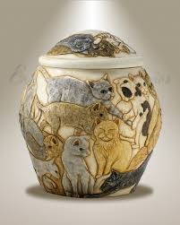 pet cremation urns cats galore pet remembrance urns and crematory urns for ashes for