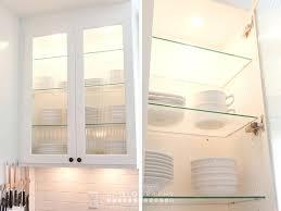 glass shelves for kitchen cabinets kitchen cabinet glass shelves kitchen cabinet glass shelf pathartl