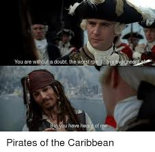 Pirates Of The Caribbean Memes - 25 best memes about pirates of the caribbean pirates of the