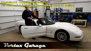 1999 corvette problems fix column lock issues on a c5 corvette with the lmc5 vortex