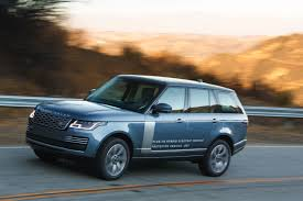 range rover pickup 2019 land rover range rover phev first drive london here u0027s your