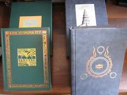 lord of the rings 50th anniversary edition i new books shudderingwords