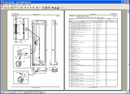 bt quality parts pdf parts catalogs in software from automobiles