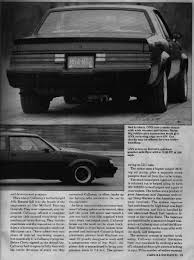 history of the 1987 buick gnx