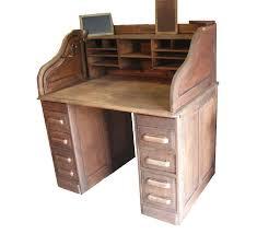 bureau en bois ancien vieux bureau bois myqto destiné à bureau en bois ancien