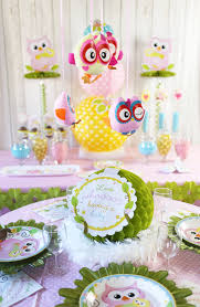 Owl Theme by Owl Themed Baby Shower