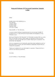 Financial Warranty Letter letter of guarantee sle financial support template eoazfggn