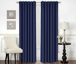 Navy Blackout Curtains Superior 94 Inch Blackout Curtains 3 Blackout Room